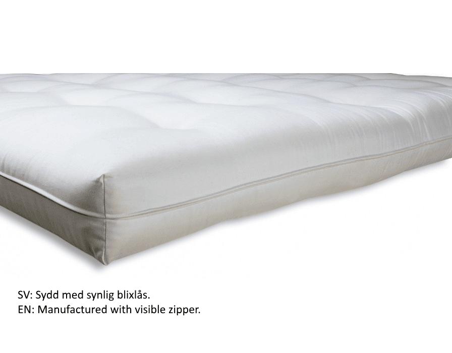 DW 6.0 Comfort Futonmadrass från Tyska futonwerk