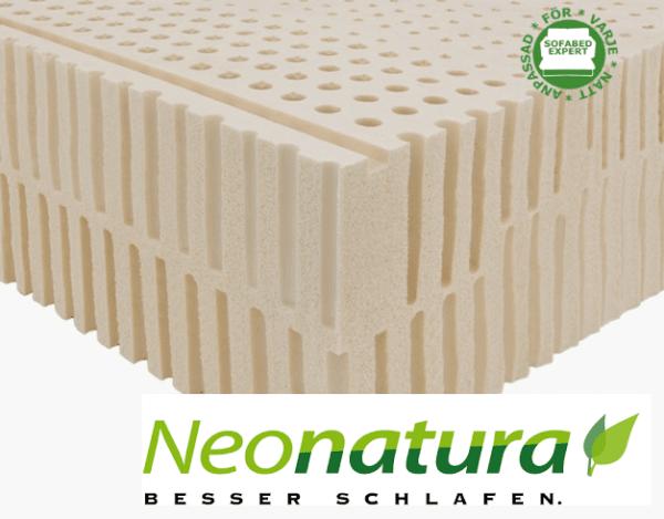 Latexmadrass från tyska Neonatura