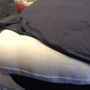 Överdrag till lite tjockare klassisk futonmadrass i valfritt tyg och storlek