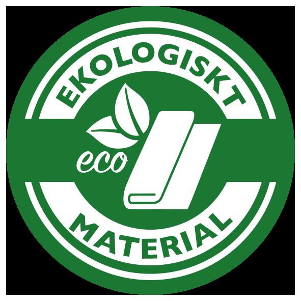 Överdrag till futomadrass i ekologiskt tyg