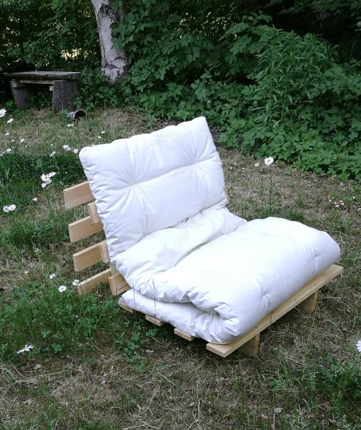 Polonia futonbäddsoffa