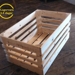 Äppellåda 60x40 - 3 pack