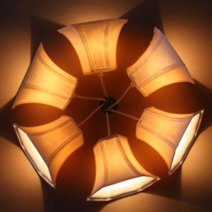 Light flower lampa