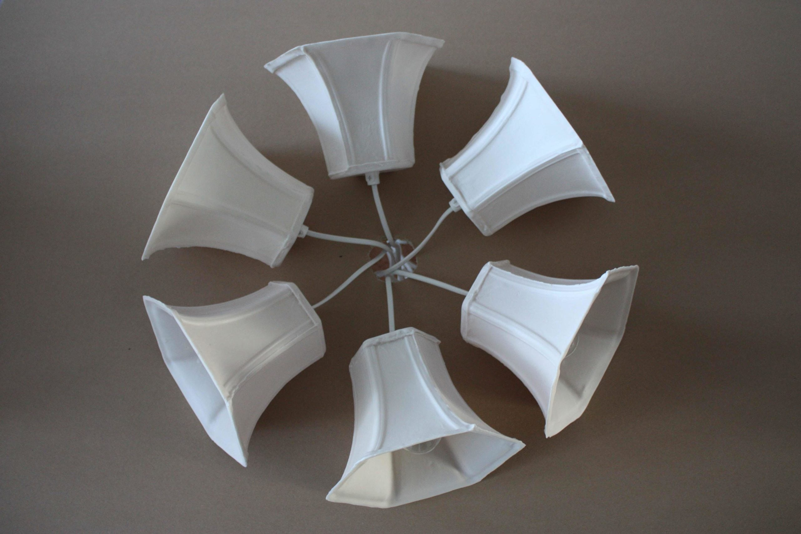 Light flower lampa