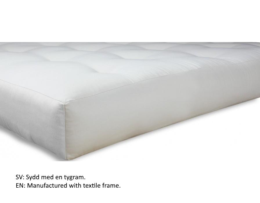 DW 5.1 original futonmadrass från Tyska futonwerk